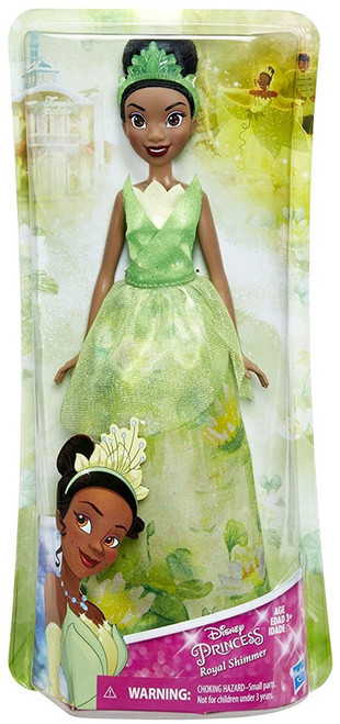 Disney Princess The Princess & The Frog Royal Shimmer Tiana 11-Inch Doll [2018]