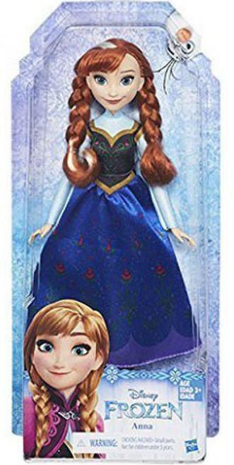 Disney Frozen Classic Anna 11-Inch Doll [2018]