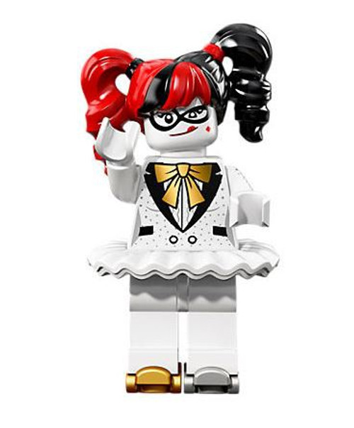 DC LEGO Batman Movie Series 2 Disco Harley Quinn Minifigure [Loose]