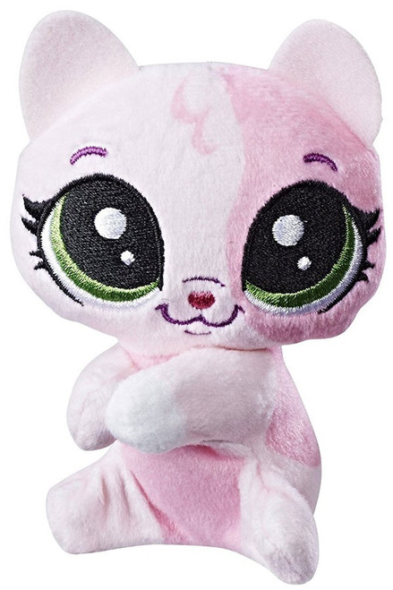 Littlest Pet Shop Pinky Calicoco Clip On Plush