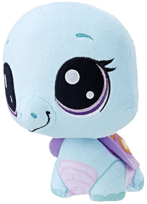 Littlest Pet Shop Bev Gilturtle Bobble Head Plush