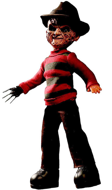 Living Dead Dolls A Nightmare on Elm Street Freddy Krueger 10-Inch Talking Figure