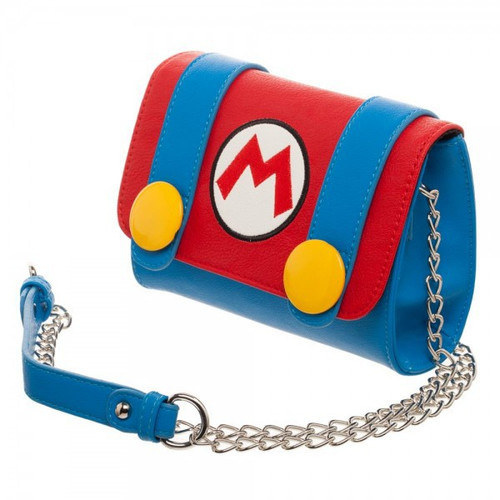 Nintendo Super Mario Sidekick Crossbody Bag