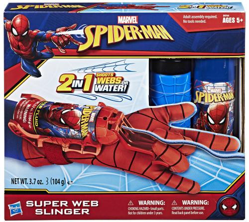 Spider-Man Super Web Slinger Roleplay Toy
