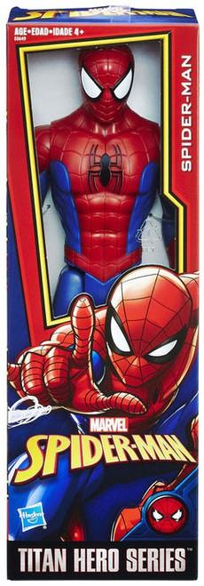 Titan Hero Series Spider-Man Action Figure [Ball Joint Articulation]