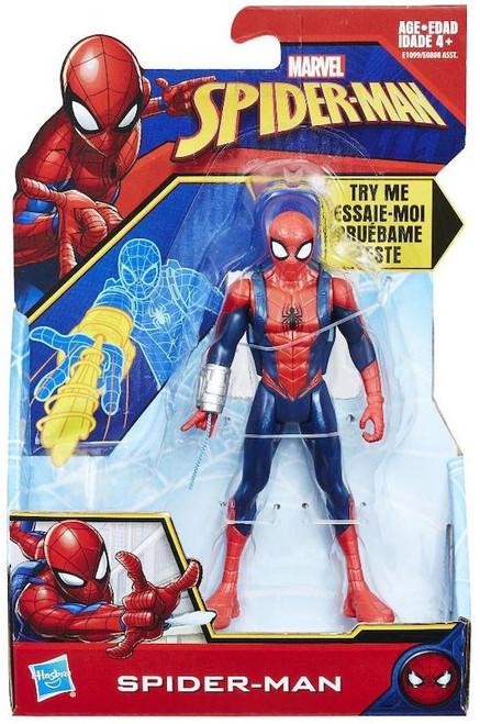 "Marvel Spider-Man 6"" Action Figure"