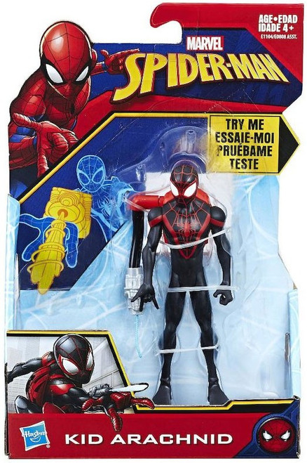 "Marvel Spider-Man Kid Arachnid 6"" Action Figure"