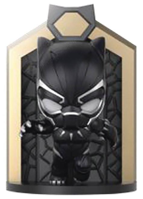 Marvel Black Panther Movie Podz Show & Store Black Panther Vinyl Figure