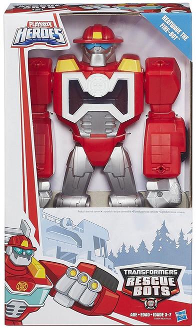 "Transformers Playskool Heroes Rescue Bots Heatwave 11"" Action Figure [Epic Series]"