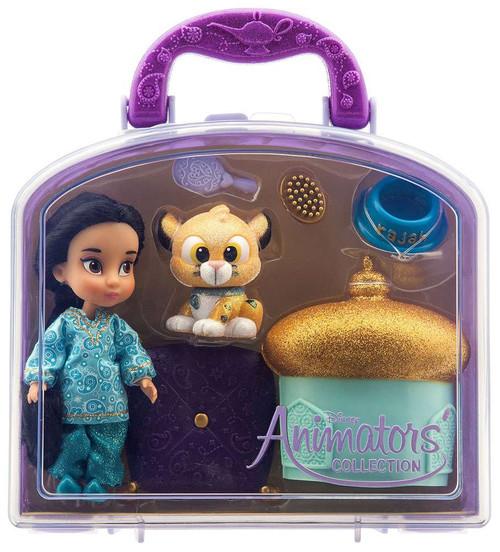 Disney Princess Aladdin Animators' Collection Jasmine Exclusive Mini Doll Playset