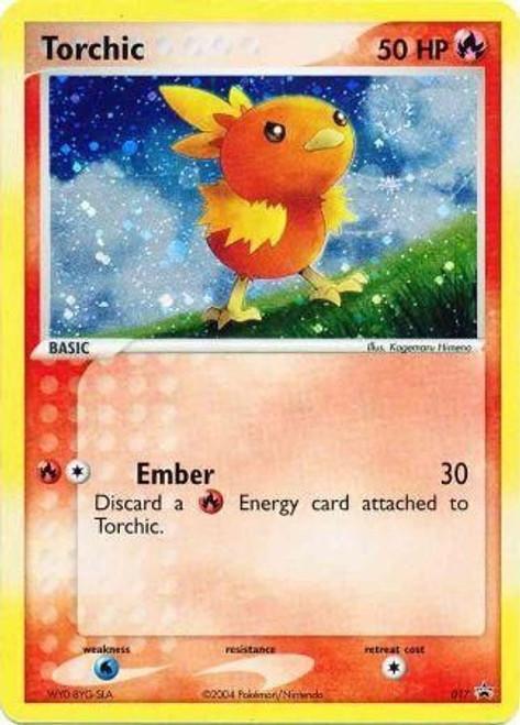 Pokemon Trading Card Game Promo Cards Holo Rare Torchic #017