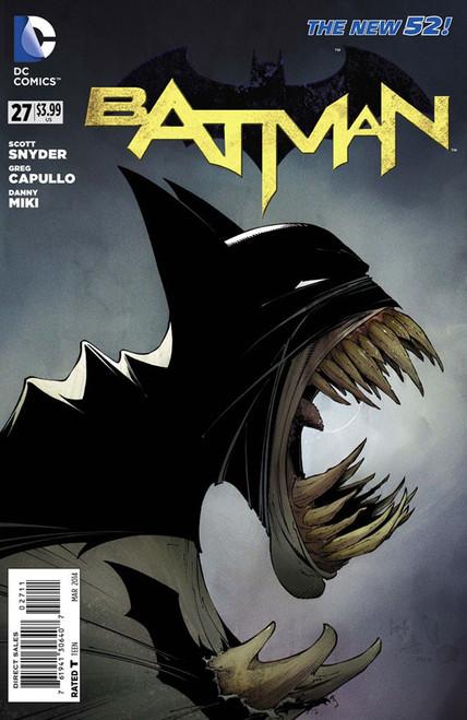 DC The New 52 Batman #27 Zero Year Comic Book
