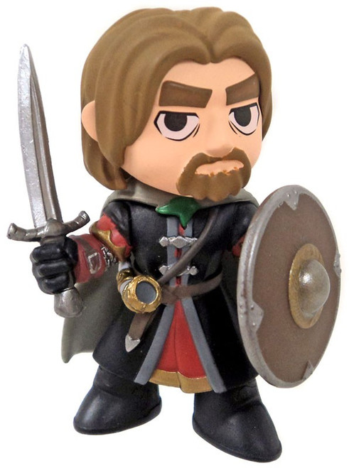 Funko The Lord of the Rings Series 1 Boromir 1/12 Mystery Mini [Loose]