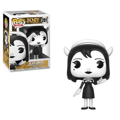 Funko Bendy and the Ink Machine POP! Games Alice Angel Vinyl Figure #281