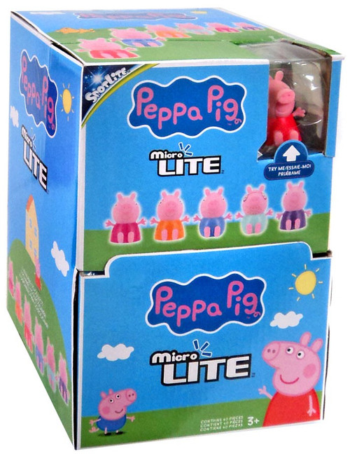 Micro Lites Peppa Pig Mystery Box