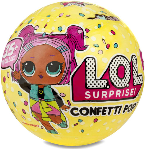 LOL Surprise Series 3 Confetti Pop Big Sister Mystery Pack [Wave 1]
