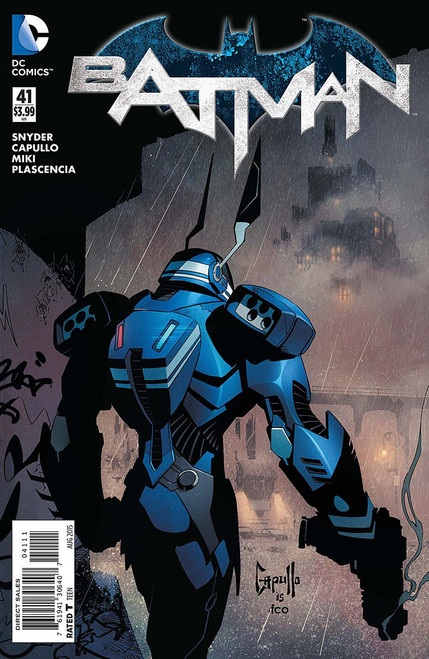 DC Batman #41 Comic Book
