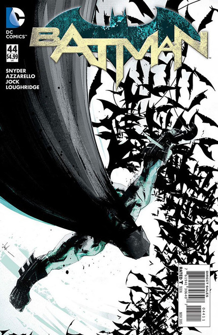 DC Batman #44 Comic Book
