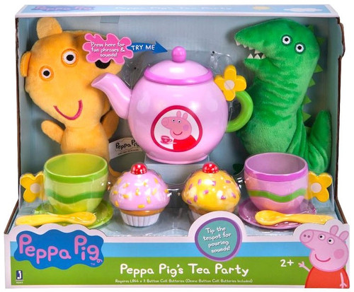 Peppa Pig's Tea Party Playset