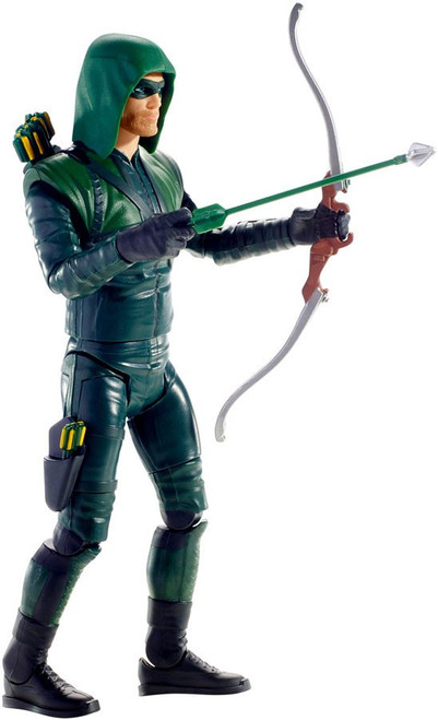 DC Arrow TV Series Multiverse Justice Buster Series The Arrow Action Figure [Loose]