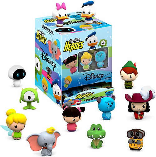 Funko Disney Pint Size Heroes Series 2 Mystery Box [24 Packs]