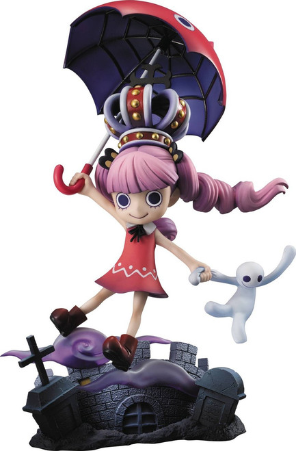 One Piece Portrait of Pirates EX Model Perona 6.5-Inch Collectible PVC Figure [Gothic]