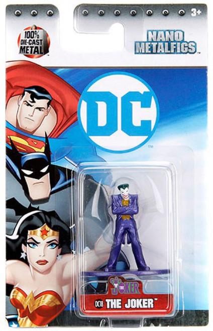 DC Nano Metalfigs The Joker 1.5-Inch Diecast Figure DC18 [DC18]