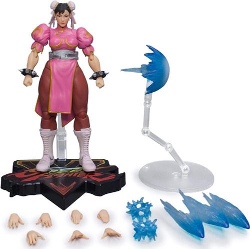Street Fighter V Chun-Li Action Figure [Special Edition]
