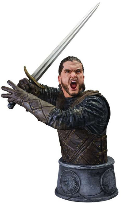 Game of Thrones Jon Snow 6-Inch Bust [Battle of the Bastards]