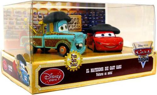 Disney / Pixar Cars Cars Toon 1:43 Multi-Packs El Materdor Exclusive Diecast Car Set