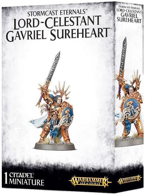 Warhammer Age of Sigmar Grand Alliance Order Stormcast Eternals Lord-Celestant Gavriel Sureheart