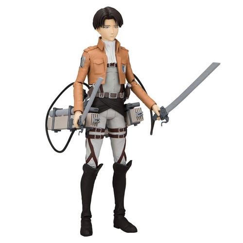 McFarlane Toys Attack on Titan Levi Action Figure