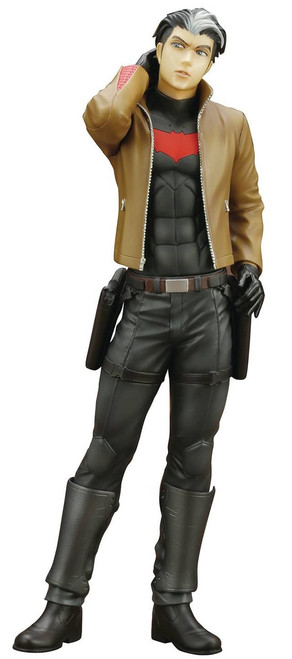 DC Ikemen Red Hood Collectible PVC Statue [with Bonus Parts]