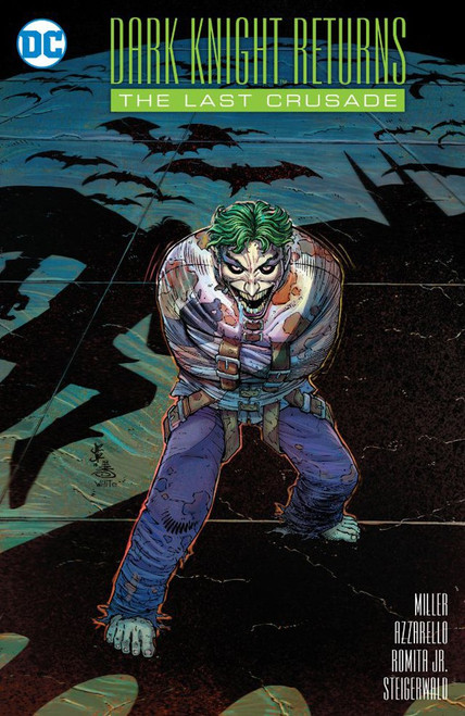 DC Dark Knight Returns The Last Crusade Trade Paperback Comic Book
