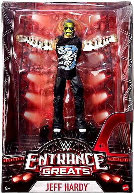 WWE Wrestling Entrance Greats Jeff Hardy Action Figure