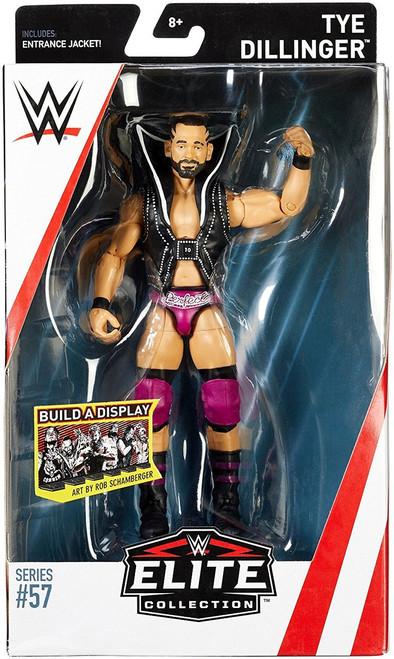 WWE Wrestling Elite Collection Series 57 Tye Dillinger Action Figure [Entrance Jacket]
