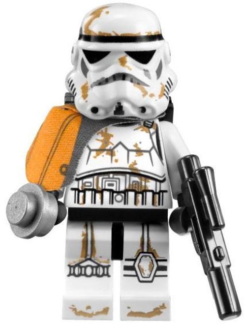 LEGO Star Wars Sandtrooper Squad Leader Minifigure [Loose]