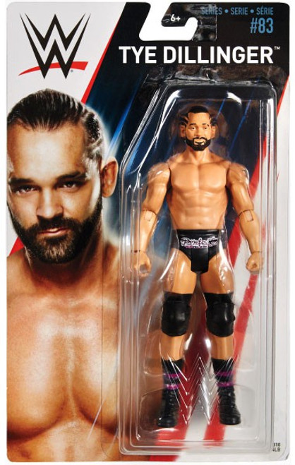 WWE Wrestling Series 83 Tye Dillinger Action Figure