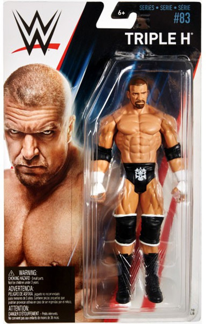 WWE Wrestling Series 83 Triple H Action Figure