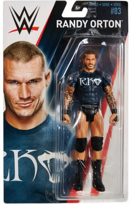 WWE Wrestling Series 83 Randy Orton Action Figure