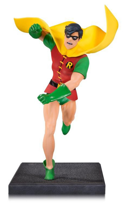 DC Teen Titans Robin 7.4-Inch Collectible Multi Part Statue