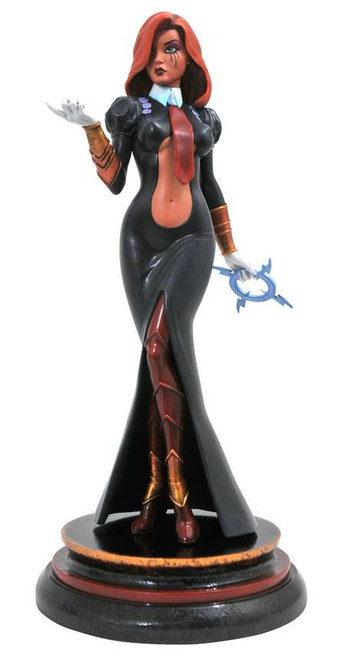 Image Comics Femme Fatales Dawn 9-Inch Collectible PVC Statue