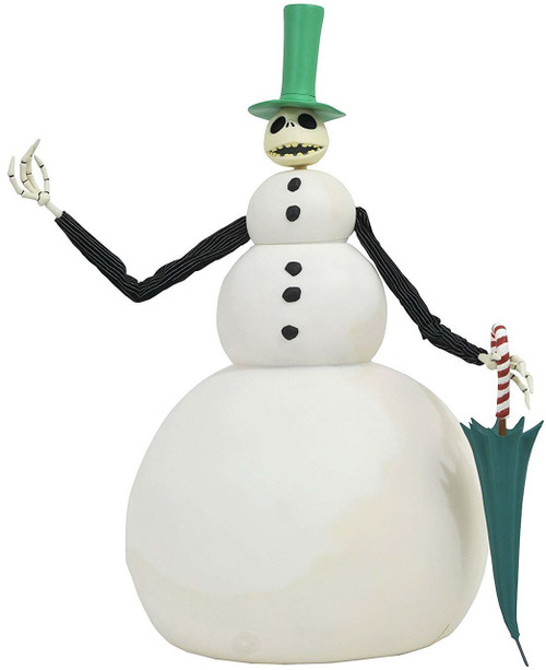 Nightmare Before Christmas Jack Snowman 16-Inch Deluxe Cloth Doll