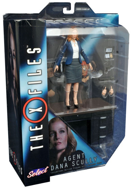 X-Files Dana Scully Action Figure
