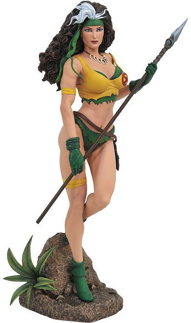 Marvel Gallery Rogue 9-Inch Collectible PVC Statue [Savage Land] (Pre-Order ships September)