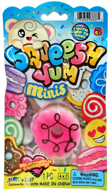Squeesh Yum Minis Cookies Mini Squeeze Toy [RANDOM Color]