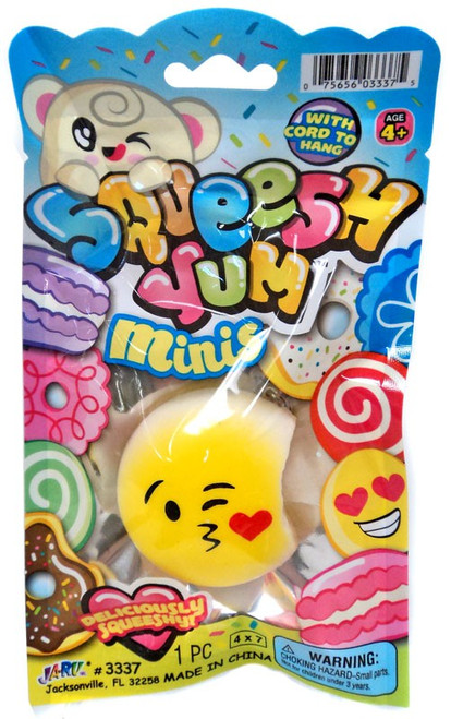Squeesh Yum Minis Cuties Mini Squeeze Toy [RANDOM Expression]