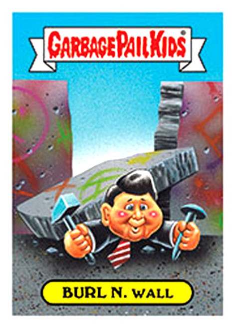 Garbage Pail Kids Topps 2018 We Hate the 80's Trading Card Sticker COLLECTOR EDITION HOBBY Pack