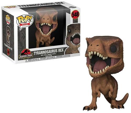 Funko Jurassic Park POP! Movies Tyrannosaurus Rex Vinyl Figure #548