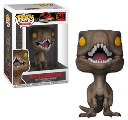 Funko Jurassic Park POP! Movies Velociraptor Vinyl Figure #549